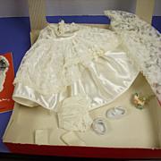 1950s Ginger Boxed Tagged Bridal Set!