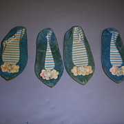 SALE Vintage Mattel Chatty Cathy Shoes - 2 Pairs!
