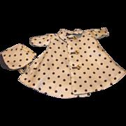 Vintage Madame Alexander Reversible Cissette Coat Set!