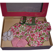 """1950s Vogue Ginny """"Kinder Crowd"""" Boxed Outfit!"""