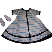 "Vintage 1959 American Character 10 1/2"" Toni Dress & Heels!"