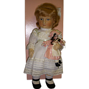 "SALE MIB R. John Wright ""Emily & The Enchanted Doll"" from the Childhood Classic Litt"