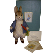 "SALE MIB R John Wright ""Peter Rabbit"" from the Beatrix Potter Collection!"