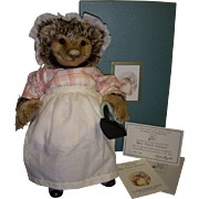 "SALE MIB R John Wright ""Mrs. Tiggy-winkle"" from the Beatrix Potter Collection!"