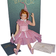 "SALE MIB R. John Wright ""Lullaby League"" Doll from the Wizard of Oz Collection!"