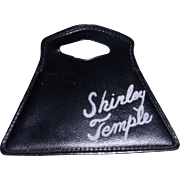 Vintage 1950s Ideal Shirley Temple Doll Purse