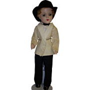 Vintage 1950s Mary Hoyer Boy Doll