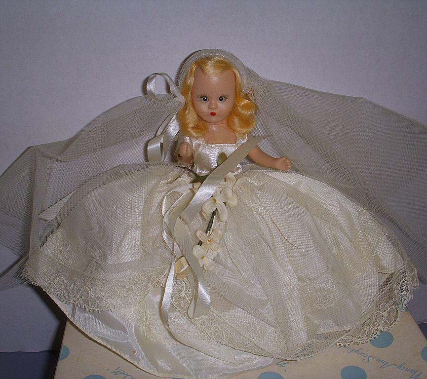 Nancy Ann Storybook Doll Operetta Series MIB!