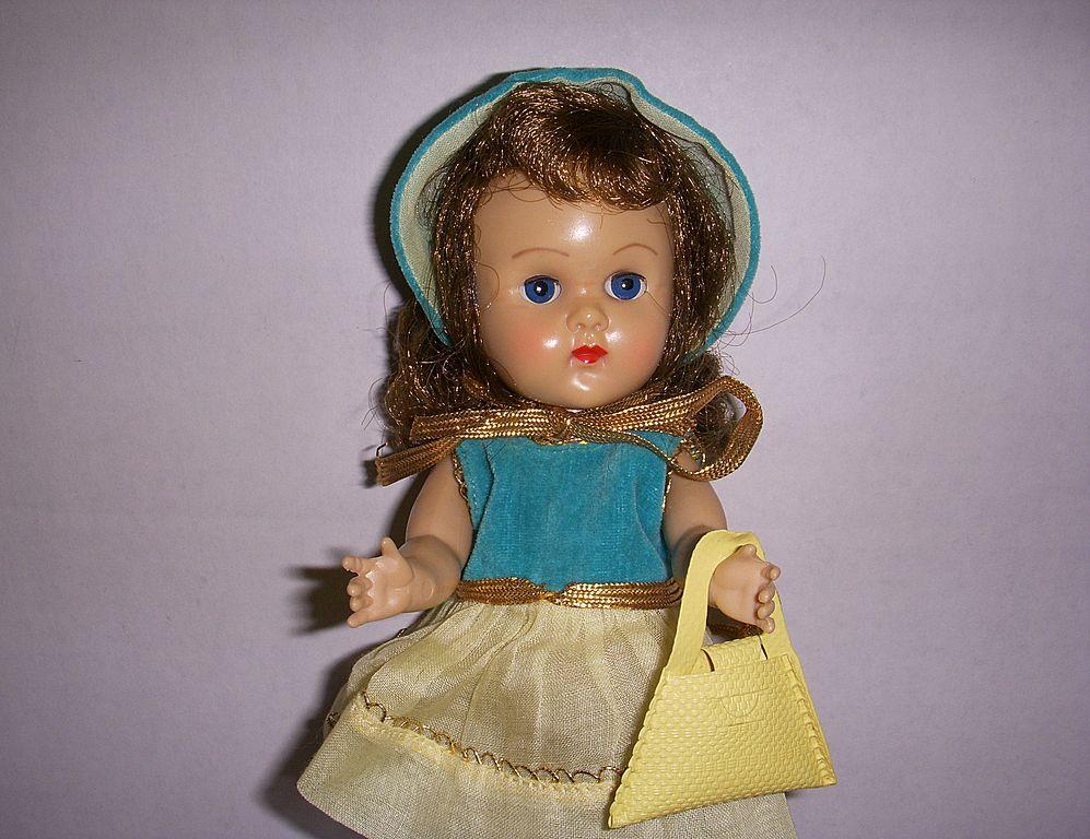dolls vintage 1950s jenny