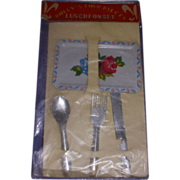 Vintage Dolly's Luncheon Set!