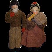 New Brunswick Cloth Dolls!