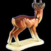 Vintage Porcelain Buck made in Germany