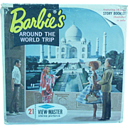 SALE PENDING Barbie's Around the World Trip View-Master