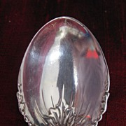 "Frank Whiting ""George III"" Sterling Silver Sugar Spoon"
