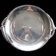 Woodside Sterling Co. Danish-Inspired Sterling Silver Serving Platter