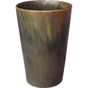 English Horn Drinking Cup