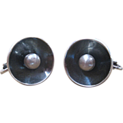 Sigi Pineda Mexican Sterling Silver Taxco Earrings