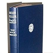 SOLD Helen Keller 1st Edition - Red Tag Sale Item
