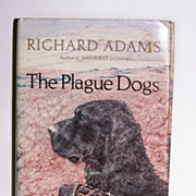 SALE The Plague Dogs 1st Edition 1977