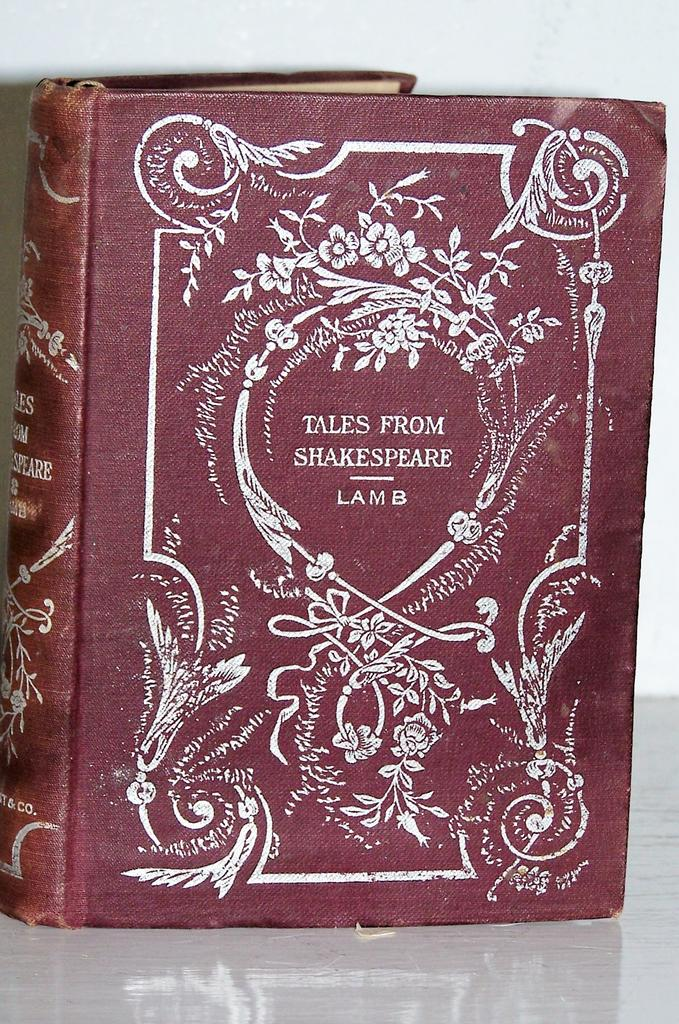 Tales From Shakespeare Lamb Circa 1897