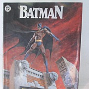SALE 1st Edition Batman Son of the Demon Hard Cover Dust Jacket