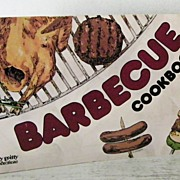 SALE BBQ Cook Book ~ Nitty Gritty 1st Edition