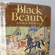 Black Beauty 1948 Beautiful Illustrations!