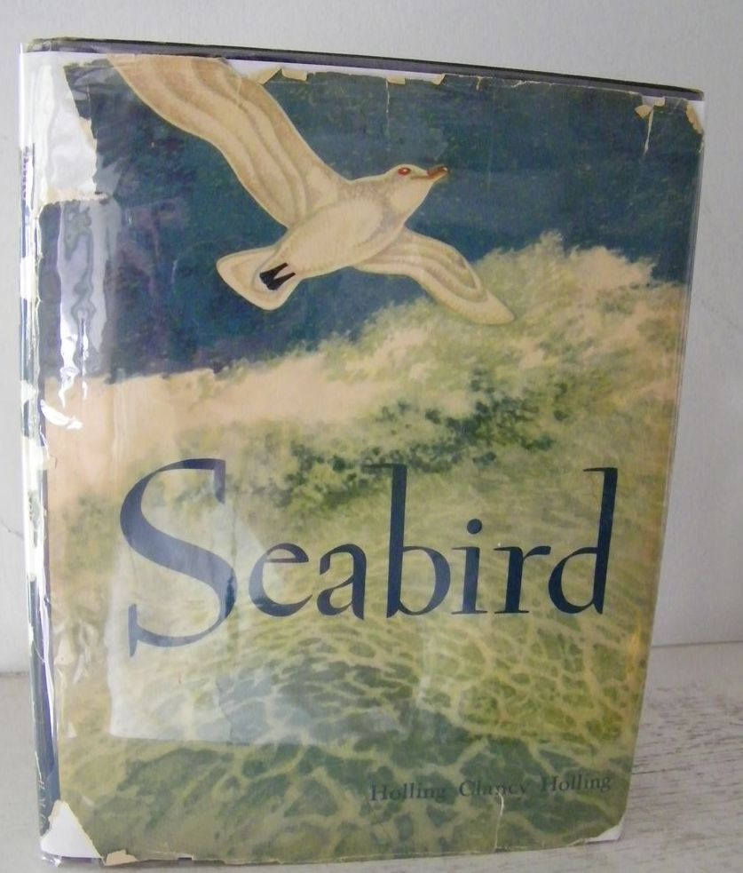 Seabird 1st Edition by Holling 1948 scarce