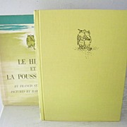 SOLD Hibou et Minou ~ The Owl & The Pussycat 1st Edition 1961