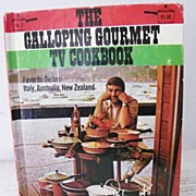 The Galloping Gourmet TV Cookbook
