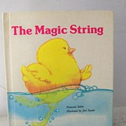 SALE The Magic String 1981 First Edition Scarce