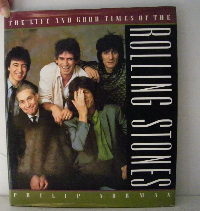 Rolling Stones 1st Edition 1989