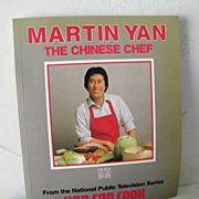 SALE Martin Yan The Chinese Chef Cook Book