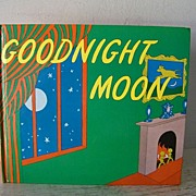 SALE Goodnight Moon 1975