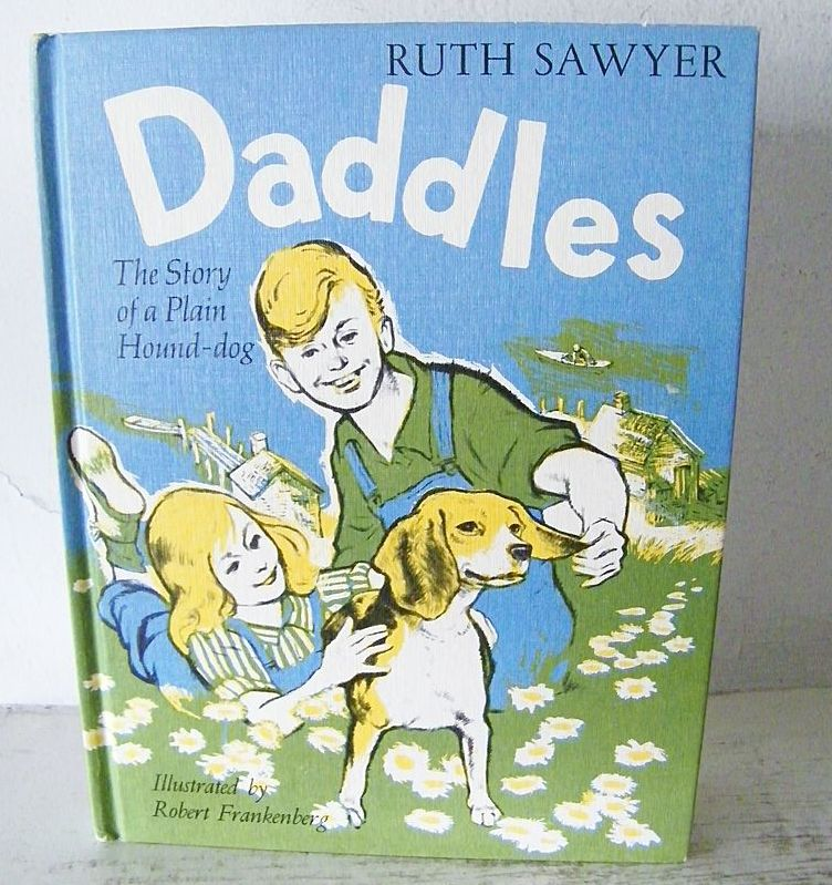 Daddles (about a Hound Dog)