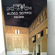 SALE Museo Sefardi Toledo The Synagogue of El Transito first edition