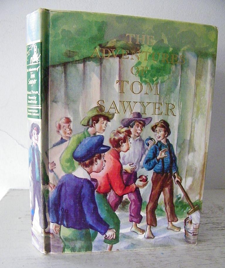 The Adventures of Tom Sawyer 1984 Mark Twain / Donald McKay