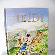 SALE Heidi 1982 Printing   Excellent