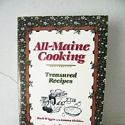 SOLD All Maine Cooking