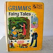 SALE 2 books in 1 Babar The King & Grimm's Fairy Tales