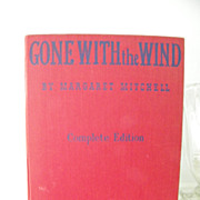 SALE Gone with the Wind Complete Edition Motion Picture Edition 1940