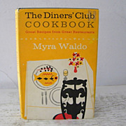 SALE The Diner's Club Cookbook 1st Edition 1959