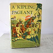 SALE A Kipling Pageant ... best of Rudyard Kipling 936 Pages