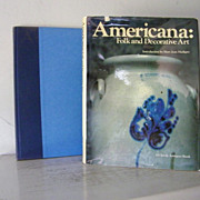 SALE American Folk and Decorative Art  * 1st Edition