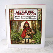 SALE Little Red Riding Hood - 1983