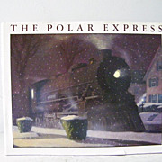 SALE The Polar Express 1st Edition 1985