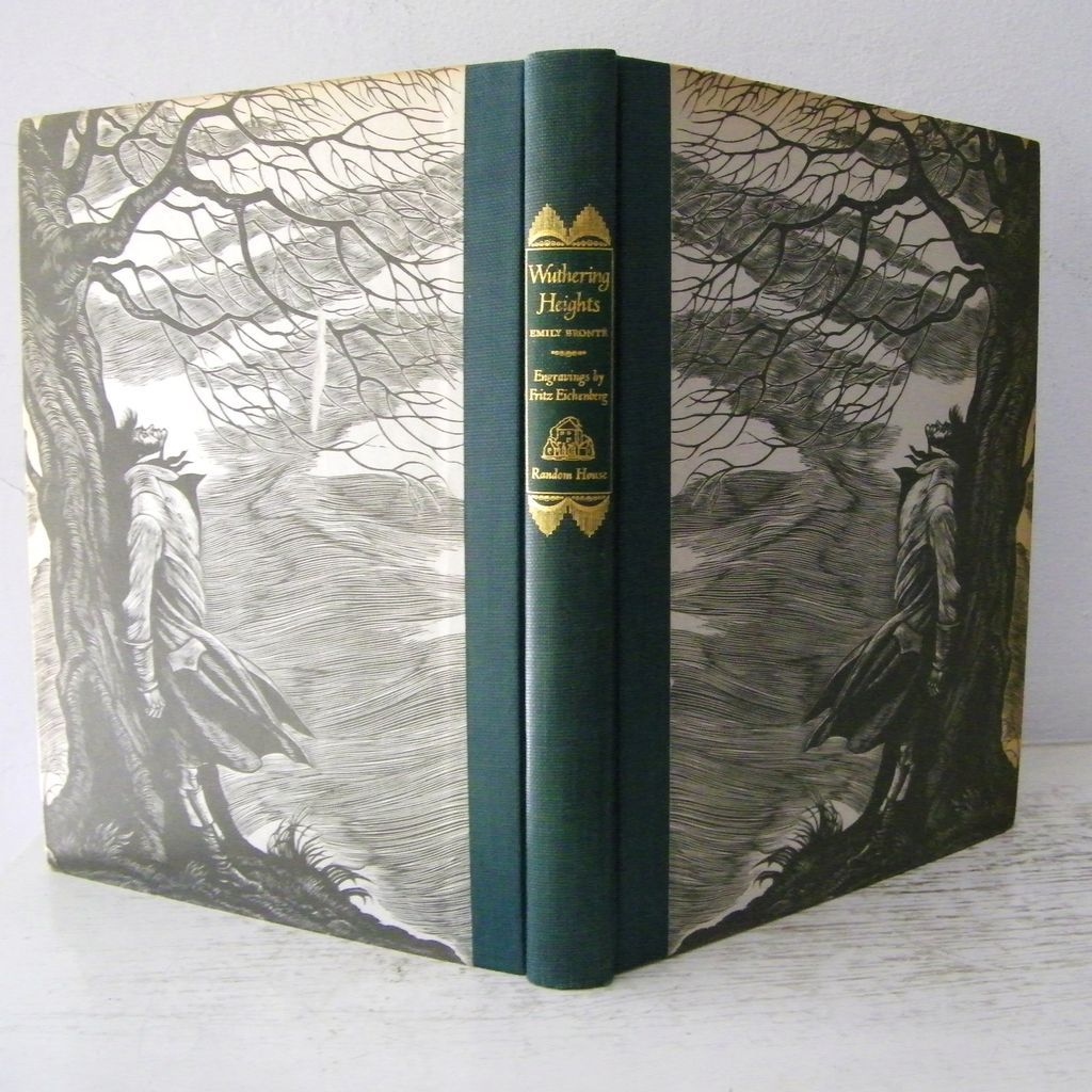 Wuthering Heights 1943 Eichenberg Edition