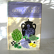 SALE The Art of Greek Cookery