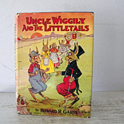 SOLD Uncle Wiggily and the Littletails 1942