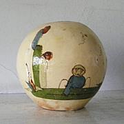SALE Vintage Tlaquepaque Vase Mexico Ceramics